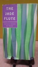 The jade Flute Chiness Poem in prose by the peter pauper press(Fc12-5-B)