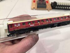Fleishmann N SCALE DB DSG SCHLAFWAGEN SLEEPER COACH 22059 NEW IN BOX