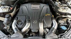 Mercedes Benz Cold Air Intake Tube Kit M278 Bi Turbo AMG Performance W212 W218