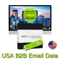 400 Million USA Consumer Email List, Sales Leads Database