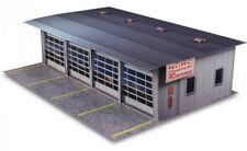 "Innovative Hobby ""4 Stall Pit Garage"" 1/64 HO Slot Car Scale Photo Building Kit"