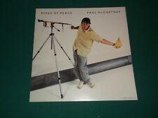 "PAUL MCCARTNEY PIPES OF PEACE 12"" PROMO FLAT 12 X 12"