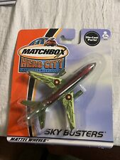 """Matchbox Sky Busters """"DC-10"""" 2002"""