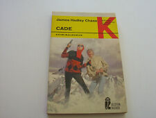 CADE  1969  JAMES HADLEY CHASE  GERMAN!