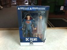 2016 DC Direct Batman vs Superman DC Films Premium 6'' Superman Figure MOC