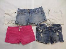 5-Piece Shorts LOT, Indigo, 21 Denim, AE, SO, Hydraulic Juniors Size 5