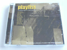 Playlist - Various - SDR22A (CD Album) Used Very Good