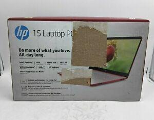 "HP 15-dw0083wm 15.6"" Intel Pentium N5030 4GB DDR4 128GB SSD Windows - SH2740"