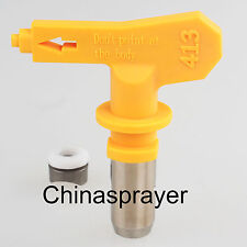 Airless paint spray tip, size 413.For most airless spray guns.