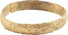 ANCIENT VIKING WEDDING RING C.850-1050 AD SIZE 6 1/4.