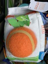 Bark Box M-L Fresh Squeezed Oj Tropicanine Breakfast Multi-Part Crinkle Squeak