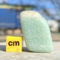 Amazonite Spiritual Healing Tumblestone Mineral Crystal RSE109 ✔100% Genuine