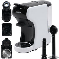 Frigidaire Nespresso Multi Capsule Compatible Espresso and Coffee Maker ECMN103