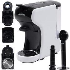 Cápsula Frigidaire Nespresso múltiples compatible Espresso Y Cafetera ecmn 103