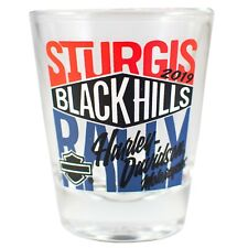 Sturgis Harley-Davidson® 2019 BHR Rally 79th Short Shot Glass