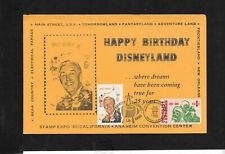 Happy 25th Birthday Disneyland Jul 27, 1980 5x7