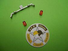 ACCESSOIRES 1/50 BARRE DE TOIT SUPPORT +  2 GYROPHARES 5 mm