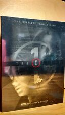 The X-Files - The Complete First Season (DVD, 7-Disc Set) Collector's Edition