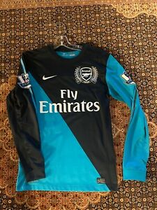 Arsenal 2011 2012 Football Soccer Away Kit Arshavin