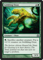 4x Gobbling Ooze MTG Return to Ravnica NM Magic Regular