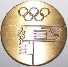 München 1972 - Olympische Sommerspiele - MEDAILLE - BRONZE - MÜNZE - SELTEN