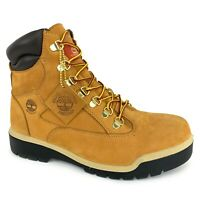 """Timberland Men's 6"""" inch Waterproof Wheat Field Boots A1RCO"""