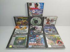 Ps1 Playstation Sports Spielepaket Pal Sony #1