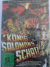 König Salomons Schatz - Allan Quatermain in Afrika Dschungel, Dinosaurier, Verne