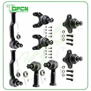 2pcs Suspension Tie Rod Ends Kit For Mazda B2200 B2600 1991 1992 1993 ES2361
