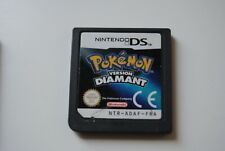 CONSOLE NINTENDO DS POKEMON VERSION DIAMANT FRA