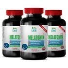 melatonin gummies - Melatonin 3mg 3 Bottles - natural anti depressant
