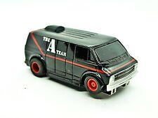 Tyco A-Team Van Black/Red Rare
