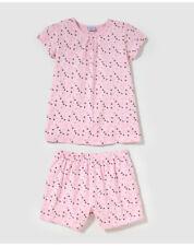 Pyjamas roses en 8 ans pour fille de 2 à 16 ans en 100% coton