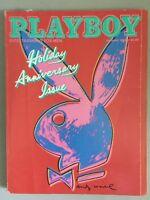 Vintage Playboy January 1986 Holiday Anniversary Issue Magazine Original