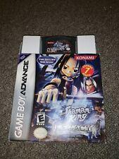 Shaman King: Legacy of Spirits -- Sprinting Wolf (Nintendo Game Boy Advance) GBA