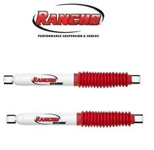 NEW Rancho RS5387 Pair Set of 2 Rear RS5000 Shocks for Envoy Bravada Ascender