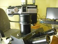 Leica 37mm camera port adapter leitz Microscope 2 Olympus Micro 4/3s & Panasonic