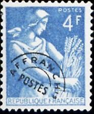 "FRANCE PREOBLITERE TIMBRE STAMP N° 106 "" TYPE MOISSONNEUSE 4F "" NEUF (x) TB"