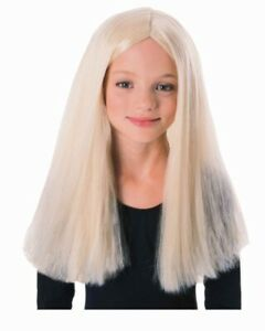 Long Blonde Wig CHILD Costume Accessory NEW Princess