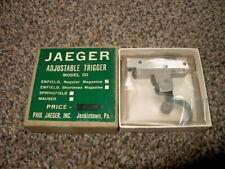Jaeger Adjustable Trigger for 1917 Enfield - NOS