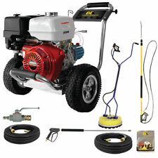 BE Professional 4200 PSI (Gas-Cold Water) Start Your Own Pressure Washing Bus...