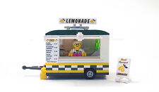 Lego Custom Lemonade Trailer City Town