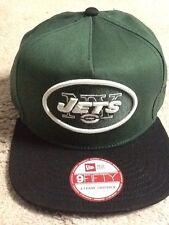 New Era New York Jets NFL Snapback Hat Green Med/Large