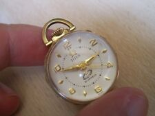 VINTAGE 60'S SWISS GP TITUS AUTOMATIC 21J  PENDANT BALL WATCH             #6091