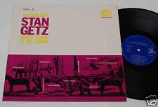STAN GETZ-ZOOT SIMS:LP-JAZZ ORIGINAL PRESTIGE 1966 EX++