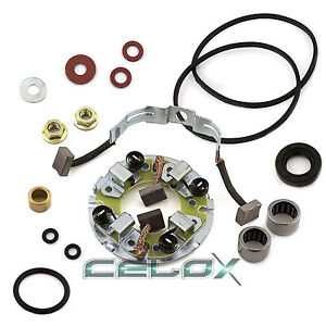 Starter Rebuild Kit for Kawasaki ZL600 1986 1987 / Eliminator ZL 600 1996 1997
