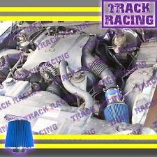 96-02 FORD CROWN VICTORIA LINCOLN TOWN CAR GRAND MARQUIS 4.6L AIR INTAKE Blue