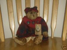 """Boyds 14"""" Plush Artisan Bear Clara"""
