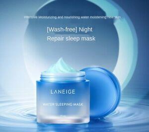 Korean night repair sleeping cream 70ml moisturizing whitening wrinkle resistant