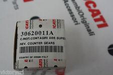 Pair Gear Tachometer Tach Gauge for Ducati 888 Superbike Code 30620011A